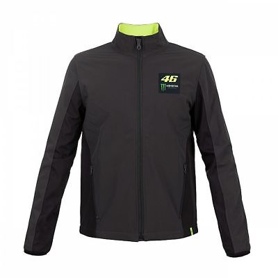2018 Valentino Rossi Moto GP VR 46 MONSTER Soft Shell Jacket Coat OFFICIAL *SALE