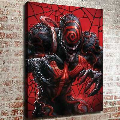 "12""x16""Venom poster Toxin HD Canvas prints Painting Home decor Picture Wall art"