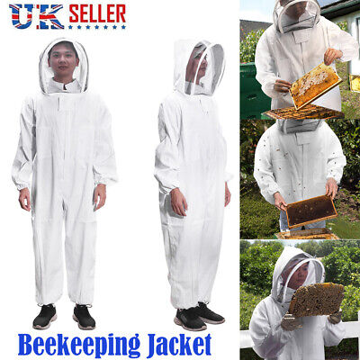 UK Beekeepers Bee Suit Beekeeping Ventilated Protective Easibee Premium Quality