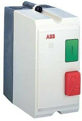 ABB ENCLOSED DIRECT ONLINE STARTER 100-250V AC/DC- 4kW Or 9kW