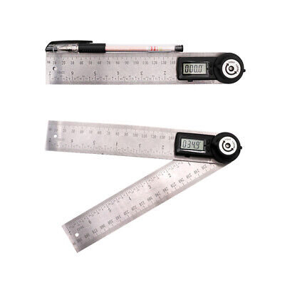 Digital protractor inclinometer goniometer Angle Ruler Finder Meter gr45