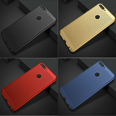 For Huawei Honor 8/9/V10/Mate 10 Mobile Phone Shell Case Hard Cover Hollow Out