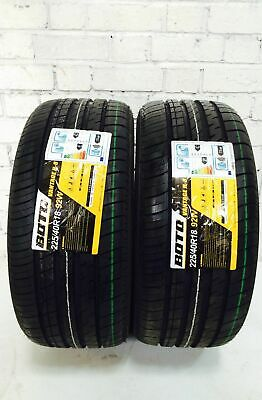 TWO x2 225 40 18 BOTO 225/40R18 92W Amazing High Quality New Tyres C RATED