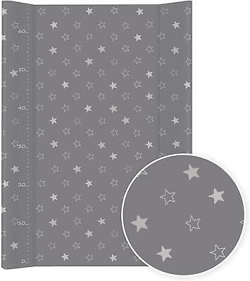 Hard Base Changing Mat Unit 70 x 50 cm to fit 120 x 60 Cot Top - Stars