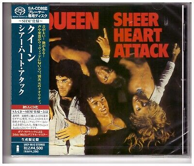 Queen ,  Sheer Heart Attack    [SHM-SACD] [Limited Release] [SACD]