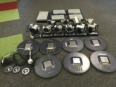 Job Lot - Lifesize Video Conferencing Equipment - Used