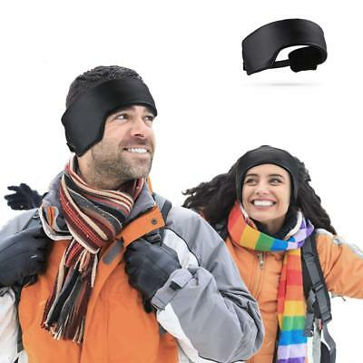 Hommie Super Soft Ear Warmer Winter Headbands for Men & Women Elastic Windproof