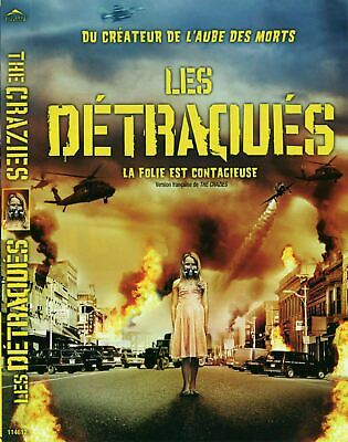 The Crazies / les detraques [DVD] New and Sealed!!