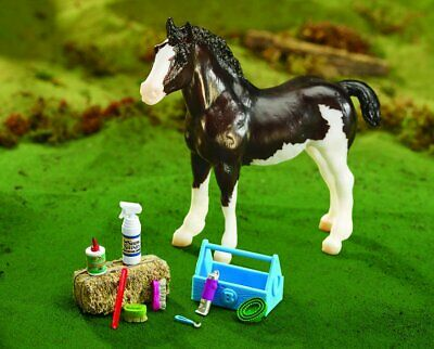 Breyer Horses Traditional Size Grooming Kit Accessories Set #2075 Playtime fun!