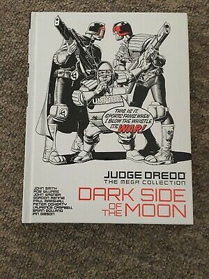 Judge Dredd, The Mega Collection 80 Dark Side Of The Moon, New.
