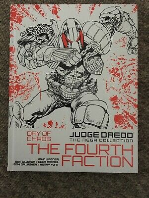Judge Dredd, The Mega Collection 49 The Fourth Faction New.