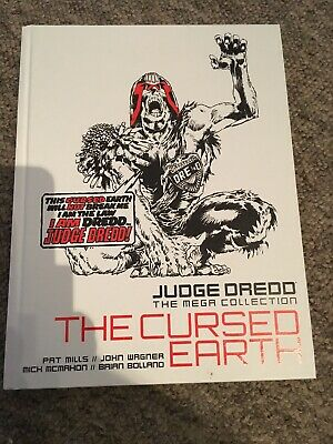 Judge Dredd, The Mega Collection 32?the Cursed Earth New.