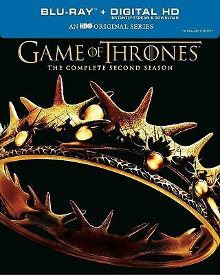 Game of Thrones: Season 2 [Blu-ray] New and Sealed!!!