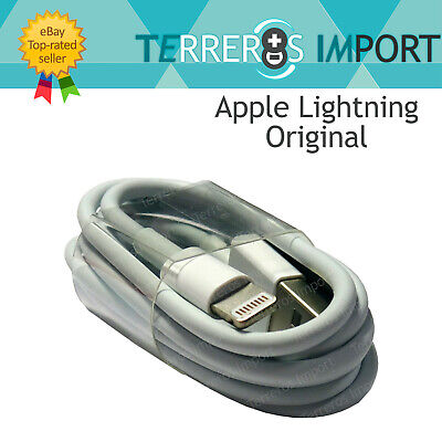 Cable Lightning Apple Original Datos y Carga Modelo MD818AM/A