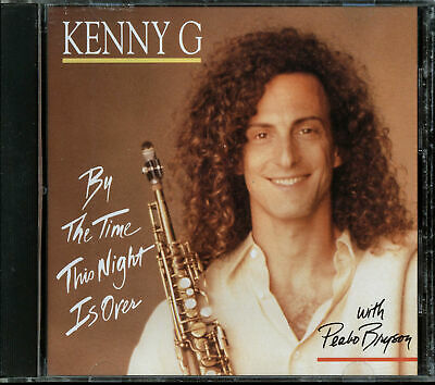 Kenny G - By The Time This Night Is Over (CD, Maxi-Single, 1993, Arista)