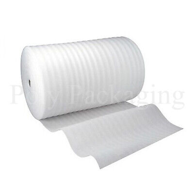 500mm x 20m FOAM WRAP ROLL Jiffy Branded for Packing Wrapping