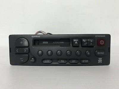 Renault Espace Radio CD player unit 1999 with code
