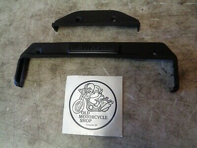 1984 Kawasaki Gpz 550 Oil Cooler Trim ( 2 Pieces )