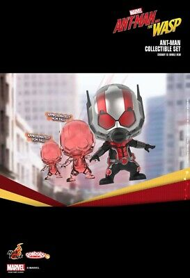 Ant-Man Wasp Hot Toys Cosbaby Avengers Endgame Figurine COSB568 Model