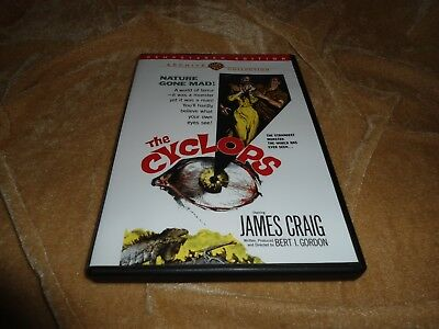 The Cyclops (1956) [1 Disc] WARNER ARCHIVE COLLECTION STUDIO