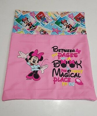 Library Bag - Minnie mouse