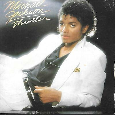 Michael Jackson Thriller (Special Edition) UK CD