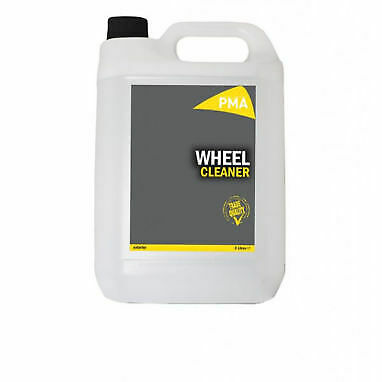 NEW PH NEUTRAL Wheel Cleaner and Fallout Remover 5 L
