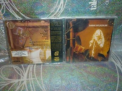 Sarah Mclachlan : The Freedom Sessions (Cd, 9 Tracks, 1995) (136987 K)