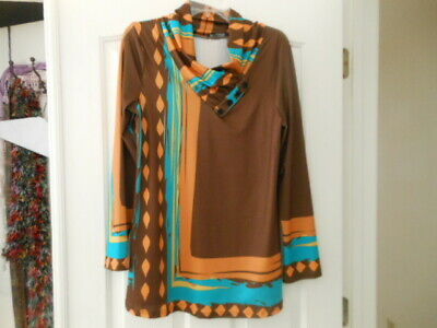b47a3d87123 MULTI COLORED BLOUSE Size M from Zulily NWOT - $20.00 | PicClick