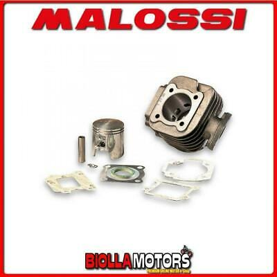 316882 Gruppo Termico Malossi 70Cc D.47 Mbk Booster Rocket 50 2T Euro 0-1 Ghisa