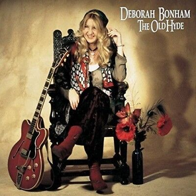 Deborah Bonham - The Old Hyde (+Bonus)   Cd New