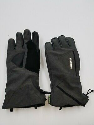 NWT HEAD UNISEX Sensatec Digital Touch Running Gloves Size