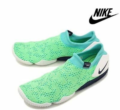 13f0cc07317f7 NIKE AQUA SOCK 360 Athletic Water Shoses 885105-301(Green) 13 mens 14 in  womens -  79.99