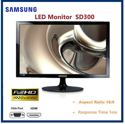 "MEDION 27"" inch Full HD LED Backlight PLS 75Hz Monitor 1920x1080 16:9 HDMI VGA"
