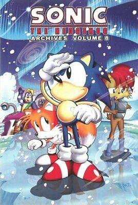 Sonic The Hedgehog Archives, Vol. 8 by Various