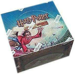 New Sealed Harry Potter Trading Card Game Quidditch Cup BOOSTER BOX