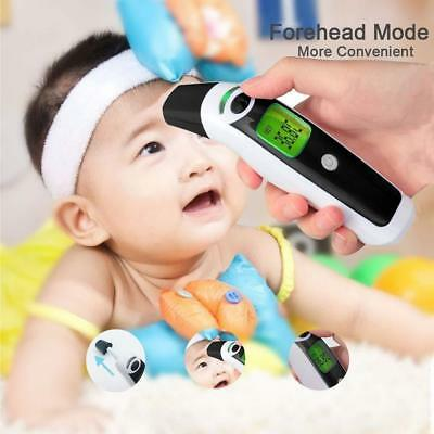 LCD Ear Forehead Infrared Digital Household Thermometers For Baby Children