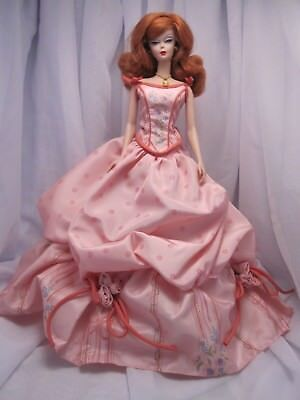 Stunning Barbie Fashion Fits Silkstone And More- Newly Deboxed Barbie Fashion!