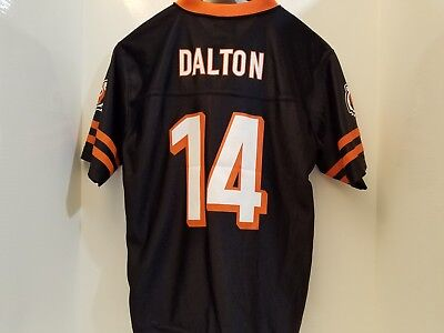 CINCINNATI BENGALS ANDY Dalton 14 Official NFL Youth Kids Toddler ... 06887c2f6
