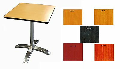 700 x 700 CAFE TABLES  -  WOOD LAMINATE