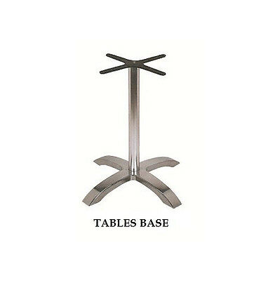 Cafe Table's Bases  -  Aluminum Table Bases