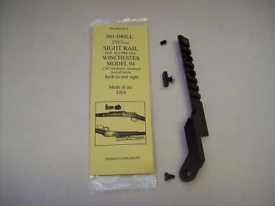Winchester Model 94 Tactical Rail / Scope Mount - No Drill/Tap Rail