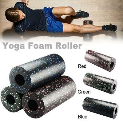 Yoga Foam Rollers Deep Tissue Gym Trigger Point Back Muscle Massage Exercises