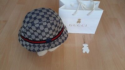 205849bfad0f0 100 % AUTHENTIC Gucci baby Hat Fedora size M (54) -  129.00
