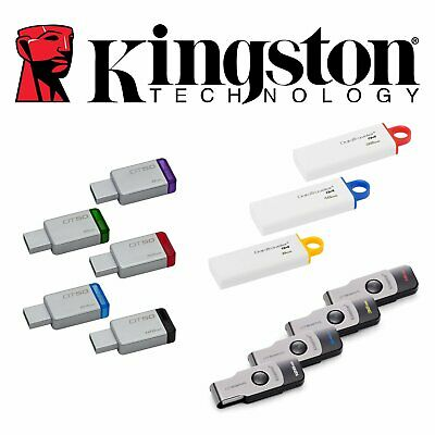 Kingston 8GO 16GO 32GO 64GO 128GO USB 3.0 Flash stick Memoria Drive