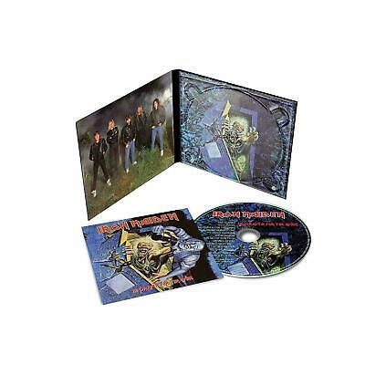 Iron Maiden - No Prayer For The Dying - New CD Album - Released 29/03/2019