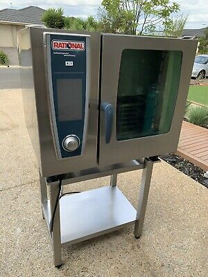 Rational Scc We 6 Tray Combi Oven