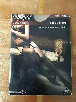 8d4013972 Charnos Boudoir Bodyfree all in one Suspender Tight Small Natural