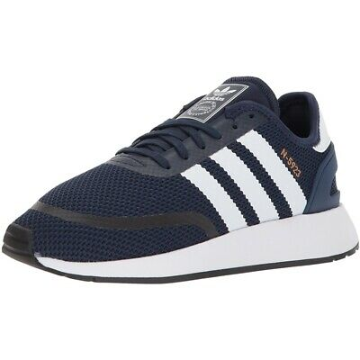 b2828341d2bd adidas Originals N-5923 J Collegiate Navy Textile Youth Trainers Shoes
