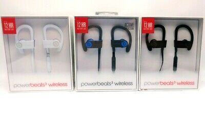 Genuine Beats Dr.Dre Powerbeats 3 Wireless Bluetooth Sport Earphone